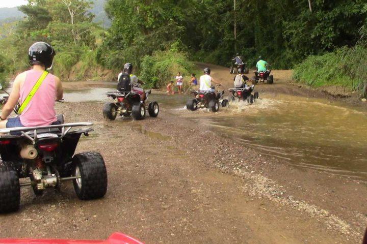 ATV tour jaco beach