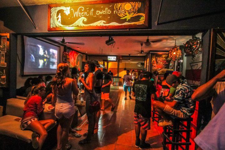 best bar jaco beach