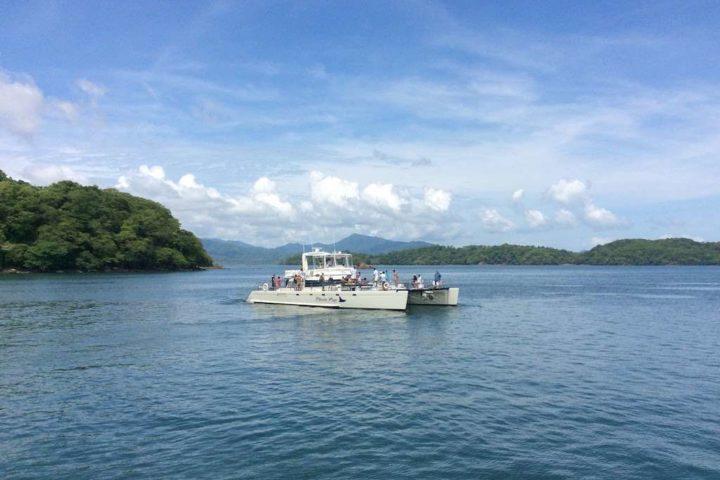 catamaran tour costa rica